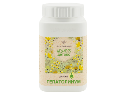 Liver health supplement – HepatoLinum